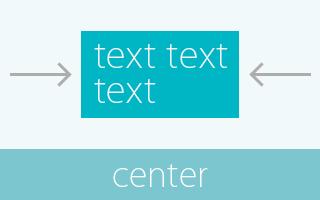 左揃えの文字を横幅が自動的に伸縮する中央寄せにする3つの方法